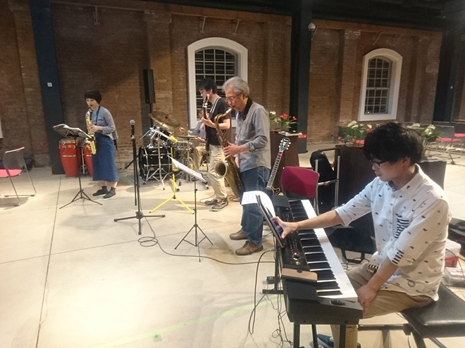 赤れんがJazz Workshop vol.121