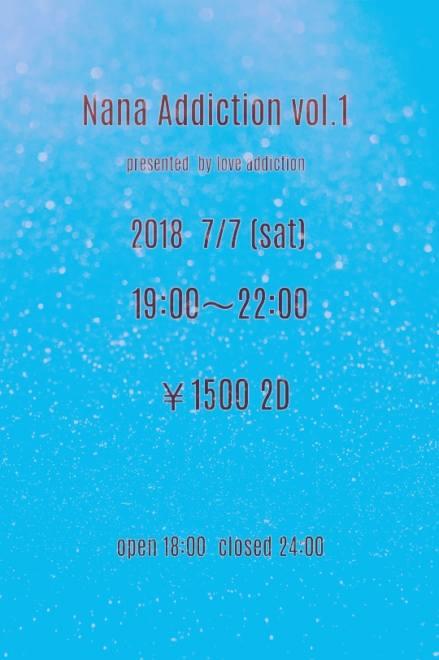 Nana addiction vol.1
